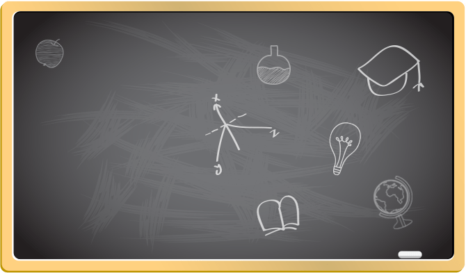 blackboard animation