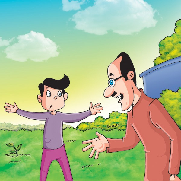 Hindi Kids Story Know the importance of Guru from this story