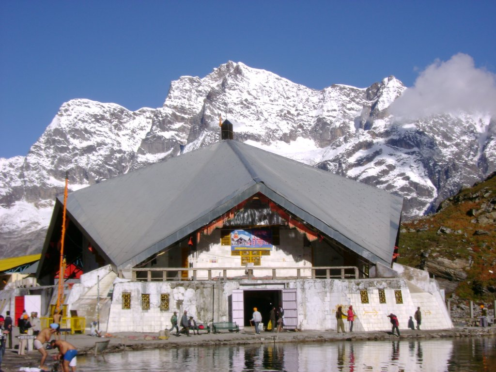 Do know this thing about the shri Hemkunt Sahib