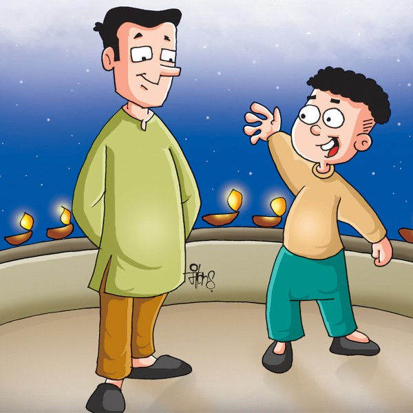 Bal Kahani: What is the significance of Deepawali?