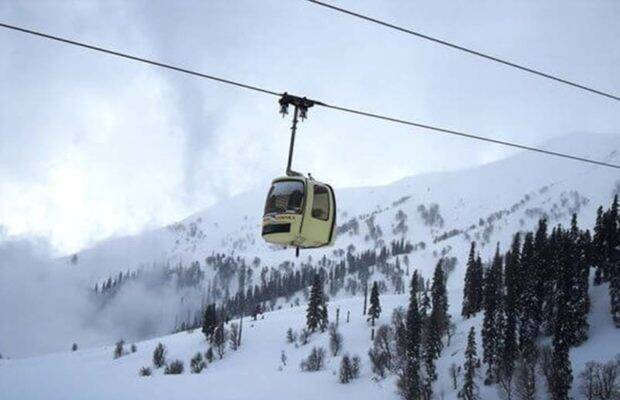 Top 5 great places to visit in Gulmarg