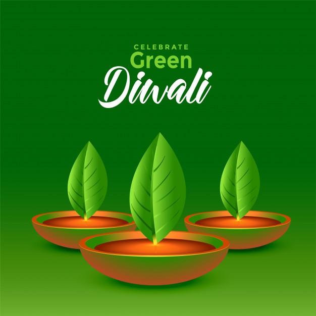 Celebrate Green Diwali this time