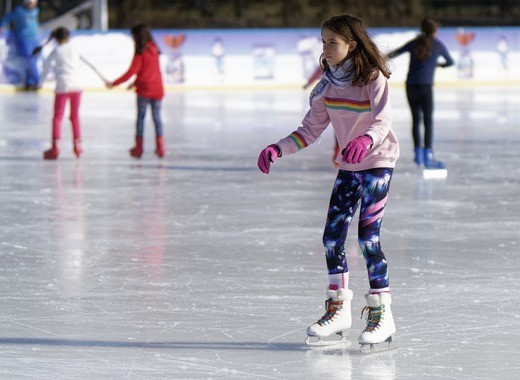 Interesting facts about ice skating
