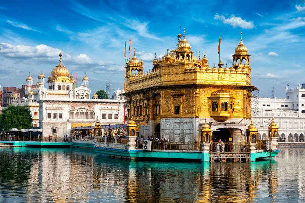 Interesting information about the Golden Temple