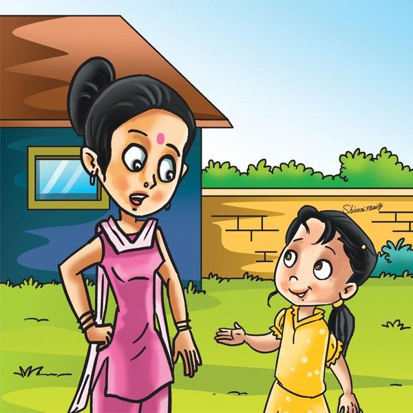 Hindi Kids Stories by Lotpot Hunger strike