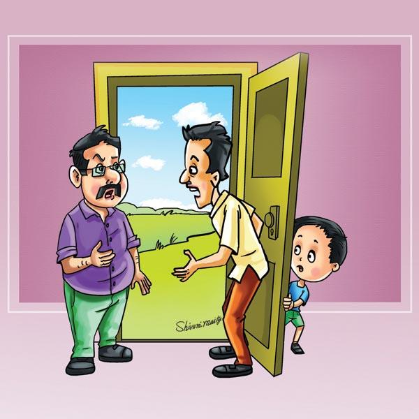 Hindi Kids Story Small mistake BY LOTPOT