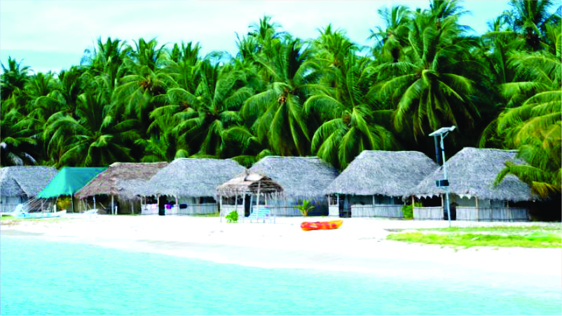 Travel Come, visit Lakshadweep  When to go here