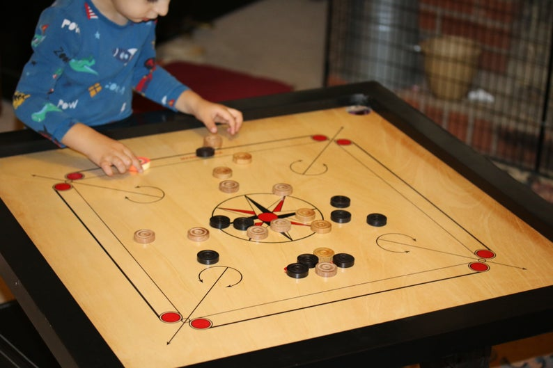 Information about carom