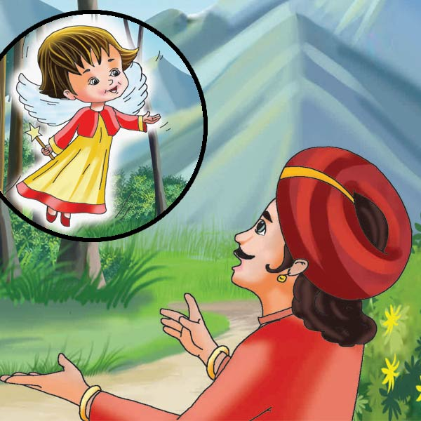 A good story for children: Talented Doll
