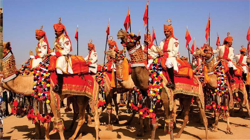 History of Jaisalmer Desert Festival