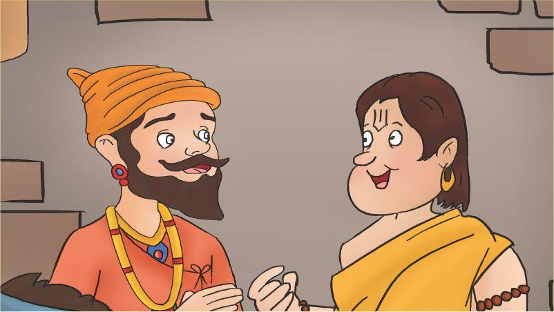 This story of Maratha Sardar Shivaji will win the mind